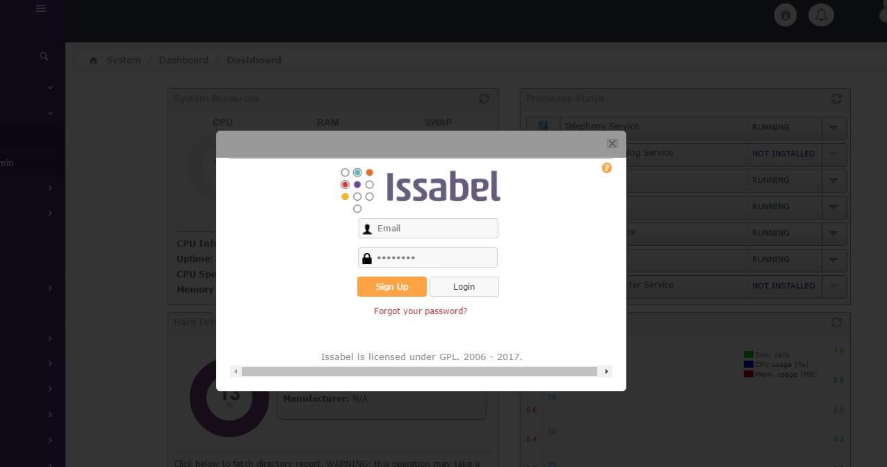 ورود با حساب ایزابل