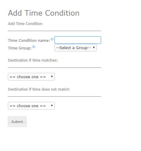 آموزش Time Condition در ایزابل